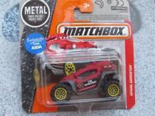 MATCHBOX 2016 #069/125 SPARK blocca ROSSO MBX eroico salvataggio CUSTODIA G