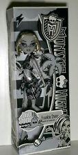 Monster High Skull Shores Black & White Frankie Stein Limited Edition