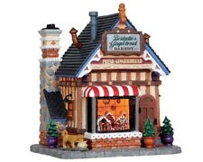 LEMAX - Bridgette's Gingerbread Bakery / Weihnachtsdorf Winterdorf Modellbau