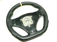 BMW 1er 3er  Abgeflacht Performance Style Lenkrad Carbon Leder Steering Wheel