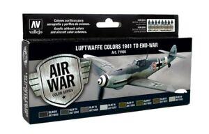 Model Air: Model Air Set Luftwaffe Colors 1941 to end-war (8)