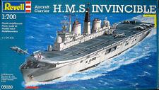 GB Flugzeugträger INVINCIBLE, Revell, Bausatz, 1:700