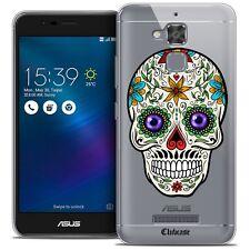 "Coque Gel Pour Asus Zenfone 3 Max ZC520TL (5.2"") Extra Fine Souple Skull Maria's"