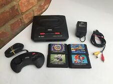 Sega Megadrive 2 console With Games Good Condition - Fast Pp