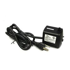Submersible Fountain Tank Water Pump Small 120v .14A 60Hz Adjustable