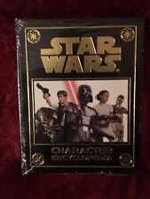 Star Wars, Character Encyclopedia. Easton Press, Leather Bound. 2011 DK