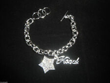 Resin Alloy Chain Fashion Bracelets