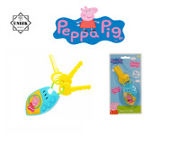 PEPPA PIG ELECTRONIC SOUNDS CAR KEYS Peppa's Toy Children's Xmas Stocking Filler