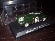 24H44M Coche 1/43 IXO 24 Horas Le Mans: Tipo C Winner 1st 1951 #20