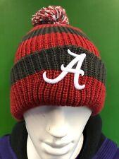 WH270 NCAA University of Alabama Crimson Tide Woolly Bobble Hat Cosy!