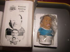 Russian Nesting Doll Milwaukee Wave NEW in box