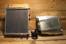 Premium Aluminium Water to Air Intercooler Kit + Pump & Heat Exchanger