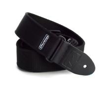 Jim Dunlop D3809BK Dun Strap Solid Black