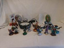 Skylanders & Skylander Lot Giants PS3  Figures 2 Games 2 Portals