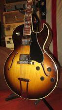 1987 Gibson ES-175 Corpo Chitarra Elettrica Sunburst con Custodia Originale & Papers