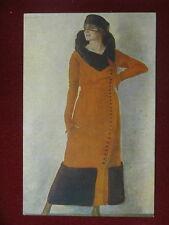 DUDOVICH 1920 Esposizione Internazionale Venezia, Donna , no viaggiata,f/p#790