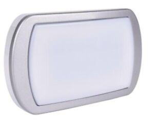 Brackenheath Lozenge 10W LED BULKHEAD Light Outdoor Wall Light
