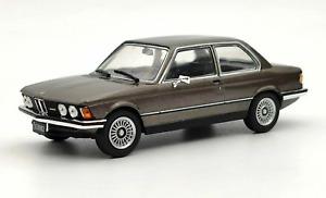Bmw 3 Series 320 1979 Rare Argentina Diecast Car Scale 1:43 With Magazine