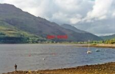 PHOTO  GLOUCS 1994 NORTH VIEW AT HEAD OF LOCH LONG AT ARROCHAR BEINN NARNAFFT AN