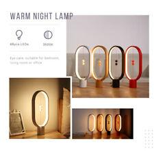 Heng Balance Lamp Magnetic Switch Desk Night Light LED Indoor Decor