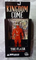 The Flash Kingdom Come Wave 3 Red Action Figure New FS DC Alex Ross Amricons