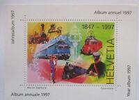 Schweiz PTT Sonderdruck 1997 postfrisch (29259)