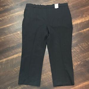 Horace Small The Force Cool-Flex Dress Pants Black size 50R 50x37 Police Uniform