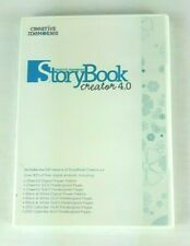 Creative Memories Digital Content Collection CD Software StoryBook 4.0
