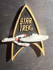 Star Trek 3D Magnet Enterprise 1991