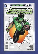 Green Lantern #0 (2005 Series) DC Comics 1st Appearance Simon Baz