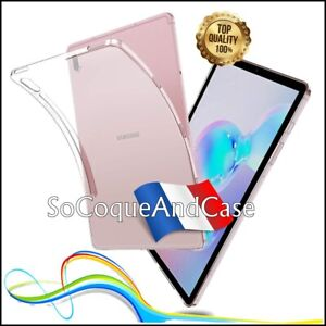 Etui Coque Housse Silicone Shockproof TPU case Samsung Galaxy Tab S6 T860/T865