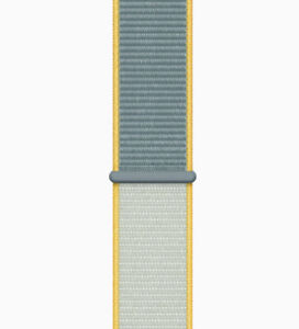 Authentic Apple Watch 44mm Sunshine Sport Loop | Brand New