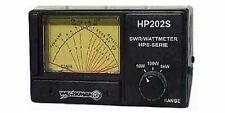 DG-503 LCD Digital SWR relacion de onda estacionario de potencia 1.6-60 MHz  PB