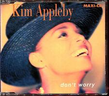 KIM APPLEBY - DON'T WORRY - CD MAXI [1742]