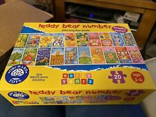 Teddy Bear Number Extra Long Floor Puzzle