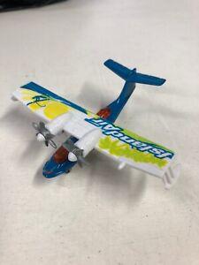 Matchbox Skybusters Island Air Hydro Prop Die Cast Model Plane N3