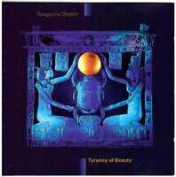 TANGERINE DREAM Tyranny of Beauty CD German Electronic – Club Ed. on Miramar
