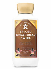 Bath and Body Works Body Lotion - Spiced Gingerbread Swirl