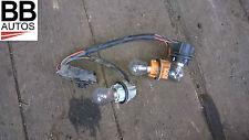 2004-2009 VAUXHALL TIGRA B N/S passenger's side rear light bulb holders