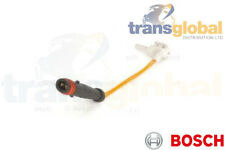 F. Brake Pad Lining Wear Sensor Suitable for Various Vehicles - BOSCH 1987474966