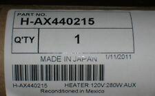 Genuine Ricoh Brand Fuser Lamp, 280 Watts, H-AX44-0215 HAX440215,  Man Refub