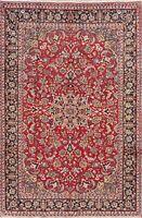 Vintage Traditional Najafabad Oriental Area Rug Handmade Living Room Carpet 7x10