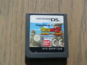 JEU NINTENDO DS 3DS  DRAGONBALL Z ATTACK OF THE SAIYANS