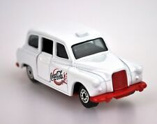 Coca-Cola Coke Modellino Auto Die-Cast Car Matchbox 2001 Londra Taxi FX4R Cab