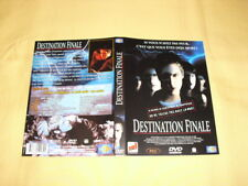 JAQUETTE DVD Destination finale