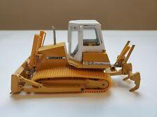 Liebherr PR 722 Crawler Tractor Bulldozer w/Ripper 1/50 CONRAD Toy Construction