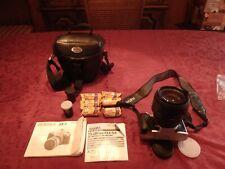 { 35 camera Pentex ZX-7 Sigma 28-200 mm F3.5-5.6 Great Lens.