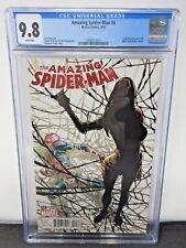Amazing Spider-Man 4 CGC 9.8 Ramos 1:10 1st Silk Cindy Moon Spiderverse