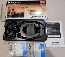 Sennheiser Infraport Wireless Infrared Headset Set  RI 100 A