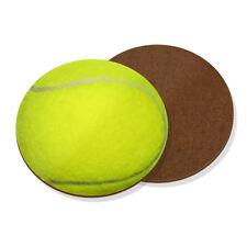 Tennis Ball Coaster Drinks Mat - Funny Sport